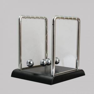 Square newton pendulum home decoration
