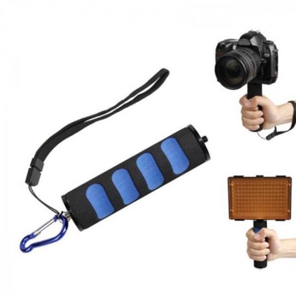 Sponge handheld stabilizer camera camcorder handle stand grip