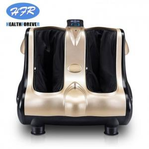 Feet shiatsu air compression acupressure slimming led leg pedicure massager