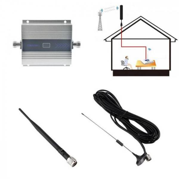 900mhz gsm 2g/3g/4g wifi amplifier signal booster repeater extender long range antenna for cell phone