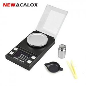 50g/100g 0.001g lcd digital jewelry lab weight high precision scale