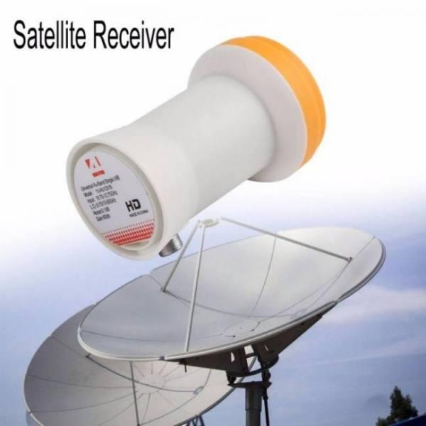 Full hd digital ku-band universal single satellite lnb lnbf