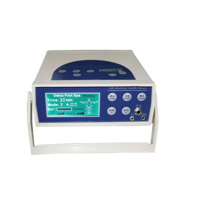 Ionic Cleanse Foot Bath Cell Spa Detox Professional Ioncleanse Machine Sadoun Sales International