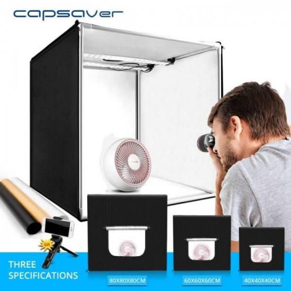 Folding photo studio photography box portable tent 40cm 60cm 80cm lightbox