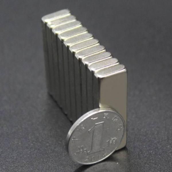 1/5/10/20/50pcs 30x10x4 neodymium magnet 30mm x 10mm x 4mm n35 ndfeb round super powerful strong permanent magnetic imanes