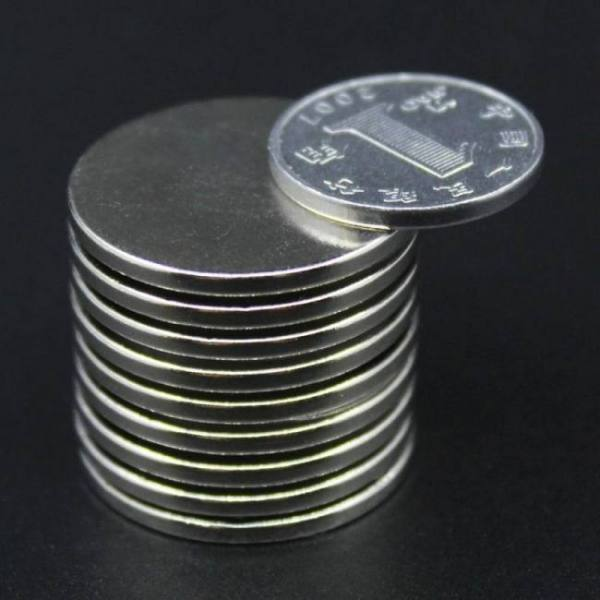 5/10pcs 25×2 neodymium magnet 25mm x 2mm n35 ndfeb round super powerful strong permanent magnetic imanes disc 25×2