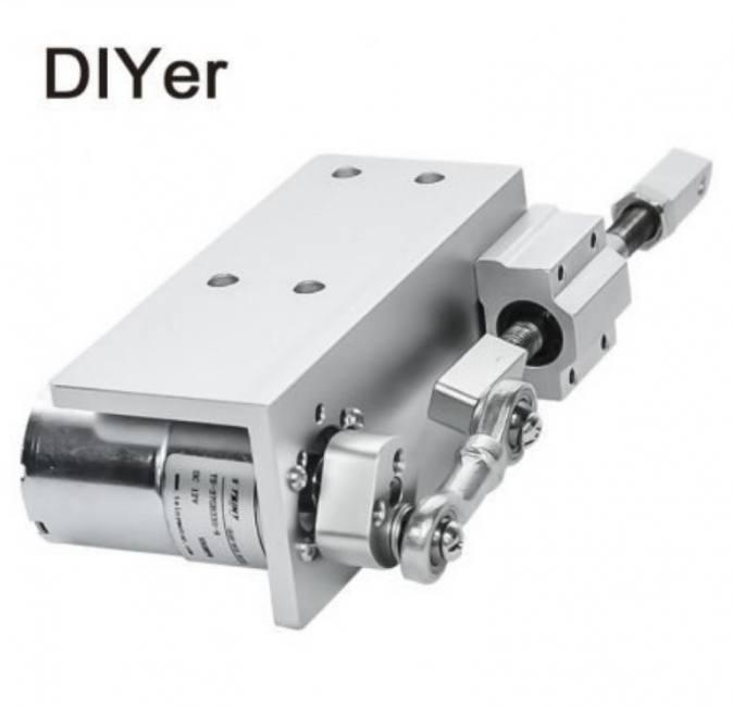 330diy design linear actuator 12v