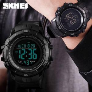 2019 new skmei mens sports watches fashion outdoor waterproof digital watch men military wristwatches hot relogio masculino