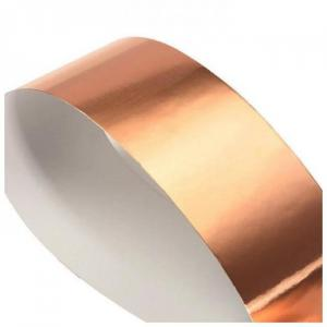 Bmby-100mmx5m pure copper roll emi conductive guitar shielding ribbon