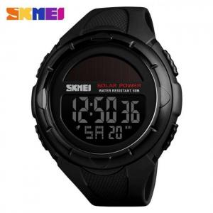 Fashion solar sports watches men luxury brand skmei led military digital watch waterproof clock male casual wristwatches relogio