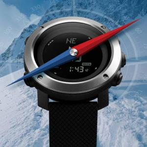 Skmei men digital sport calories watches thermometer weather forecast led watch luxury pedometer compass mileage metronome clock