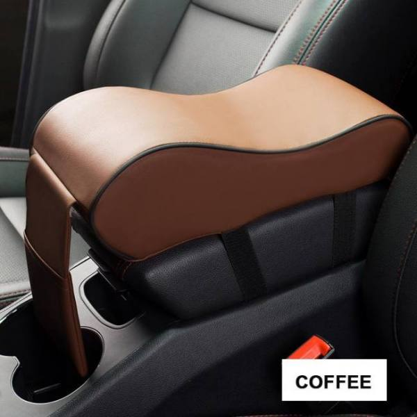 Universal car armrest pad auto armrests car center console arm rest seat box pad vehicle protective car styling