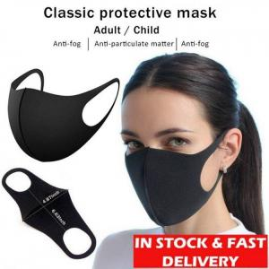20pcs pm2.5 respirator mouth mask valve gauze haza mask mouth mask breathable washable health beauty sunscreen face mask