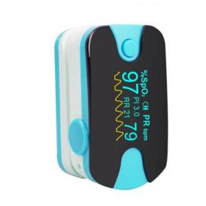 New color oled fingertip pulse oximeter with audio alarm & pulse sound – spo2 monitor finger puls oximeter