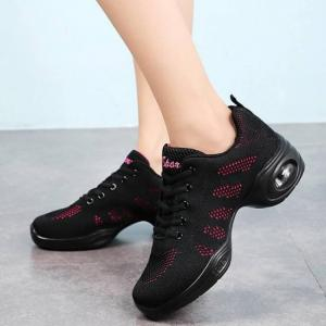 Women shoes sport running shoes ladies walking dancing sneakers outdoor air cushion breathable footwear lace up sneakers #1031
