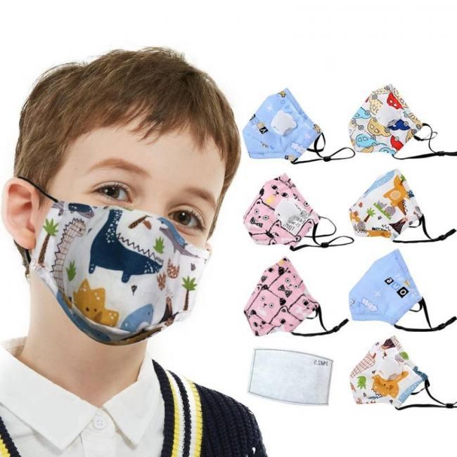 Children mask with breath design r