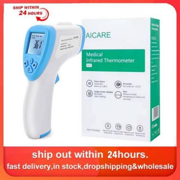 In stock thermometer infrared digi