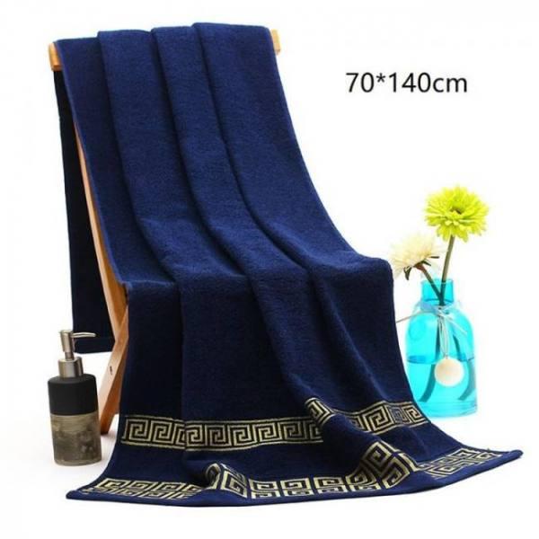 70x140cm soft cotton bath towels b