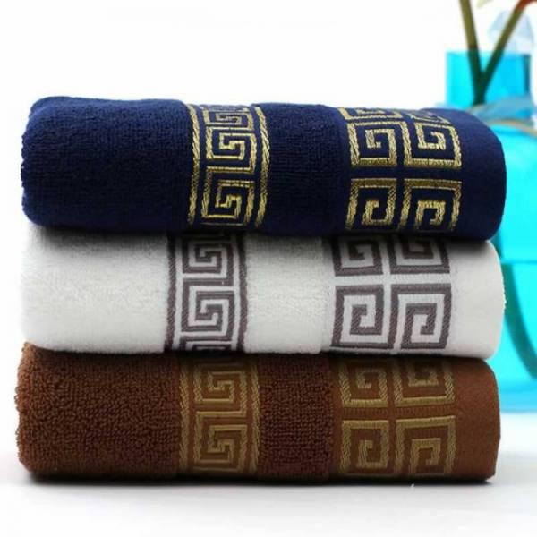 33x74cm soft cotton face towels be