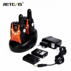 Retevis rt602 rechargeable walkie