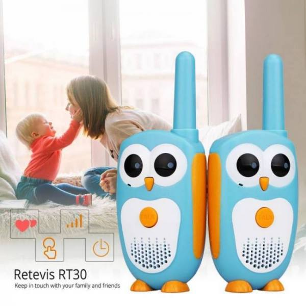 2pcs retevis rt30 walkie talkie ki