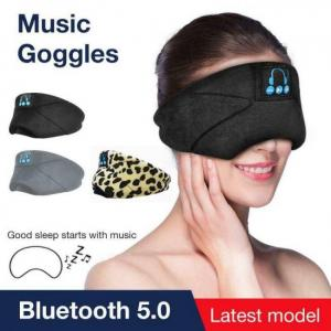 Detach washable bluetooth 5.0 eye