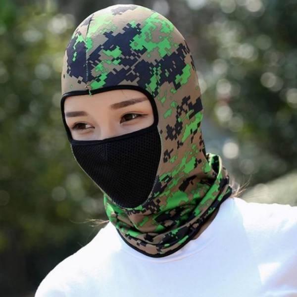Summer sports sunscreen hood outdo