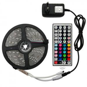 Led stripes with remote control an