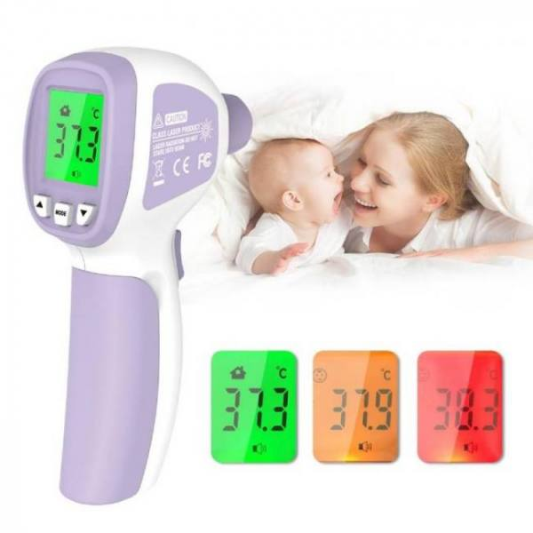 Digital baby adult forehead infrar