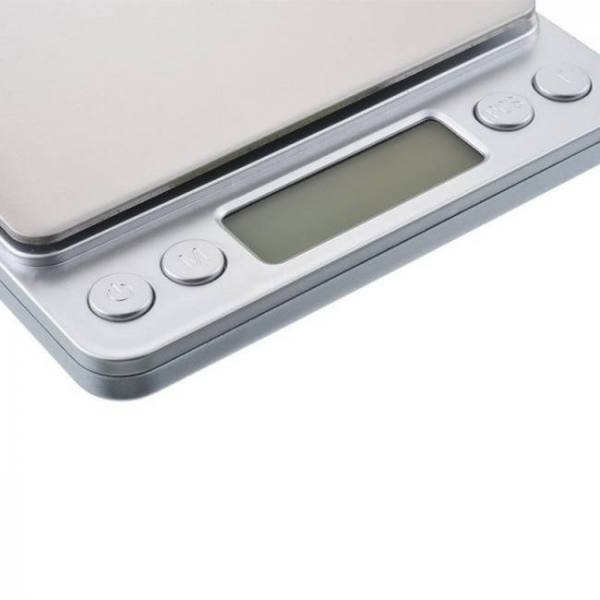 Urijk 0.01/0.1g lcd mini digital scales precision electronic grams weight balance scale tea baking weighing scale 500g/1/2/3kg