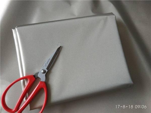 Magnetic shielding bag interlining fabric rfid blocking electromagnetic shielding material