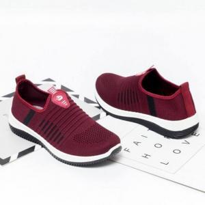 Women sneakers women shoes summer breathable mesh slip-on sneakers outdoor ladies sports walking shoes zapatillas mujer #1130