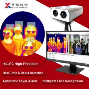 Thermal camera face recognition de