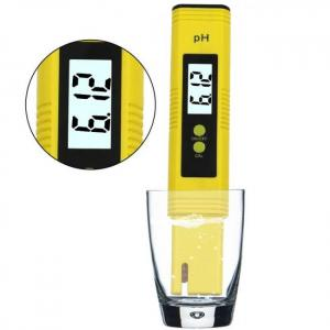 Digital lcd ph meter pen of tester