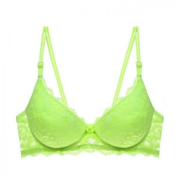 New plus size bra ultrathin lace b