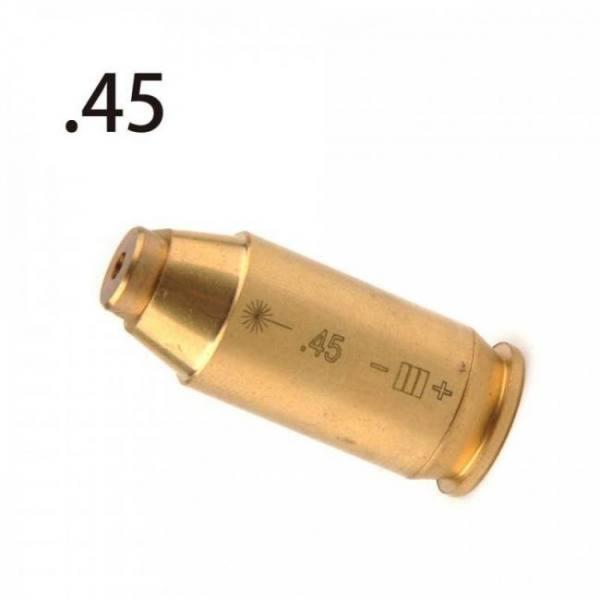 New red dot laser brass boresight