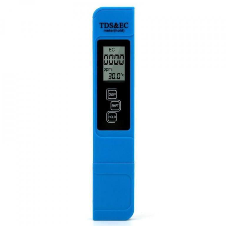 Rz ph/ec meter monitor detector aq
