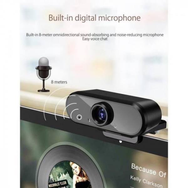 1080p hd webcam web camera built-i