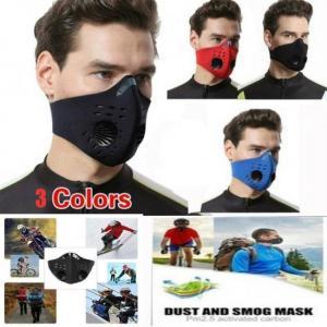 Men sport cycling maske face maske