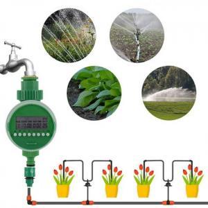 Garden watering timer automatic el