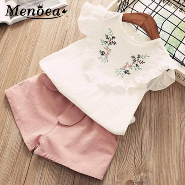 Menoea kids clothing sets 2020 sum