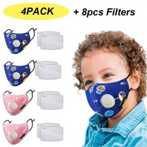 Scraf women maskamask filter kids