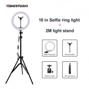 Video light dimmable led selfie ri