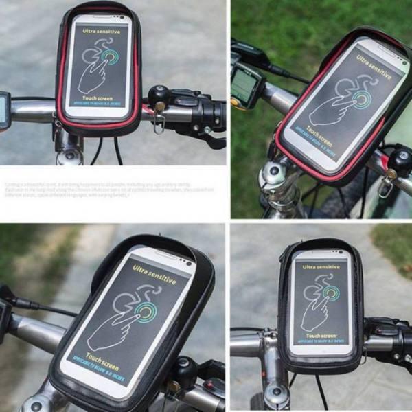 6.0 inch waterproof bike bicycle m