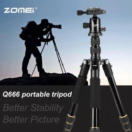 Zomei lightweight portable q666 pr
