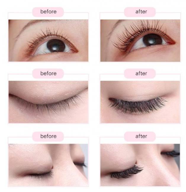 Nagaraku 16rows faux mink individual eyelash extension for professional