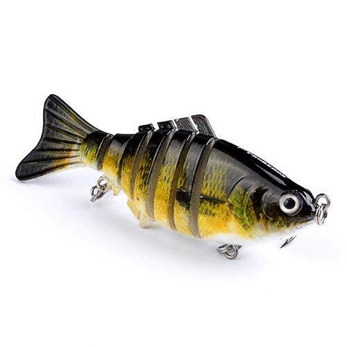 10cm 15.5g swimbait lure multi joi