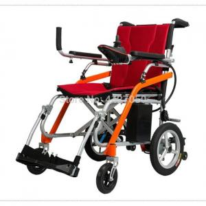 Folding reclining electric power f
