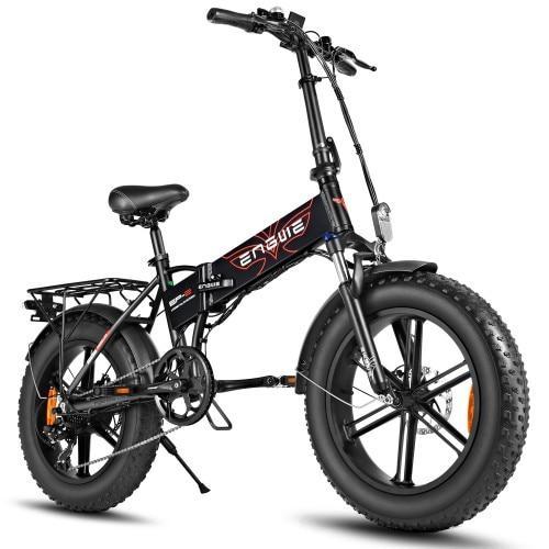 Engwe 500w 20-inch fat tire electr