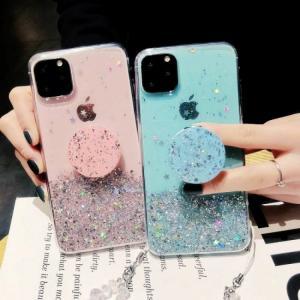 Bling glitter case for iphone 11 p